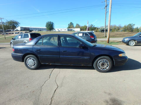 2002 Buick Century for sale at BLACKWELL MOTORS INC in Farmington MO