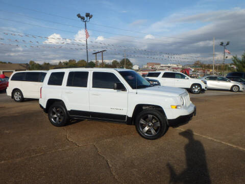 2015 Jeep Patriot for sale at BLACKWELL MOTORS INC in Farmington MO