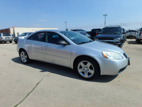 2009 Pontiac G6 for sale at BLACKWELL MOTORS INC in Farmington MO