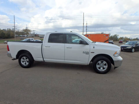 2019 RAM Ram Pickup 1500 Classic for sale at BLACKWELL MOTORS INC in Farmington MO