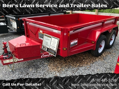 Trailers For Sale in Benton, IL - Ben's Lawn Service and