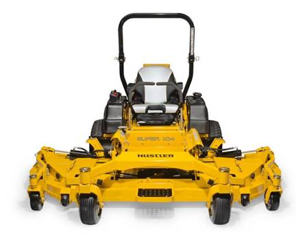 2020 Hustler Super 104 Rear Discharge for sale at Ben's Lawn Service and Trailer Sales in Benton IL