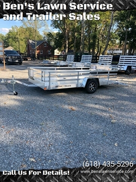 2020 Bear Track BTU82144S for sale at Ben's Lawn Service and Trailer Sales in Benton IL