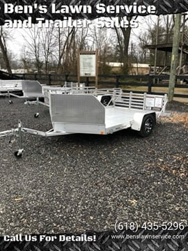 2020 Bear Track BTM76132S for sale at Ben's Lawn Service and Trailer Sales in Benton IL