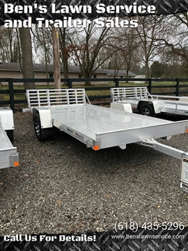 2020 Bear Track BTU80168S for sale at Ben's Lawn Service and Trailer Sales in Benton IL