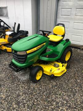 """2011 John Deere X540 54"""" W/411Hrs for sale at Ben's Lawn Service and Trailer Sales in Benton IL"""