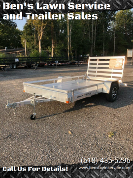 2021 Bear Track BTU76144F for sale at Ben's Lawn Service and Trailer Sales in Benton IL