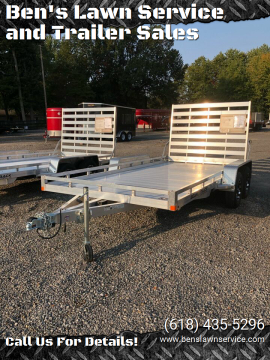 2021 Bear Track BTT81170S for sale at Ben's Lawn Service and Trailer Sales in Benton IL