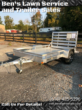 2021 Bear Track BTU76120F for sale at Ben's Lawn Service and Trailer Sales in Benton IL