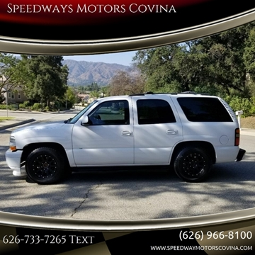 2005 Chevrolet Tahoe for sale in Covina, CA