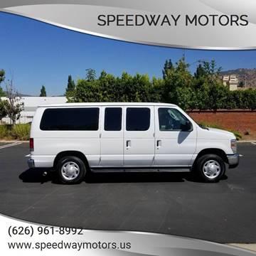 2012 Ford E-Series Wagon for sale in Covina, CA