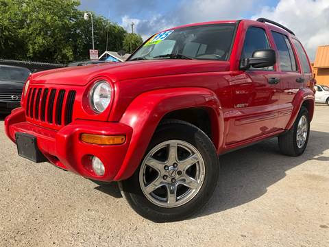 2004 Jeep Liberty for sale in San Antonio, TX