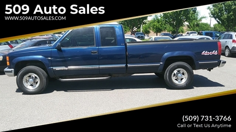 1995 GMC Sierra 2500 for sale in Kennewick, WA
