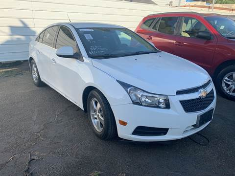 2014 Chevrolet Cruze for sale in Hayward, CA
