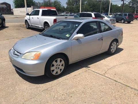2002 Honda Civic for sale in Norfolk, VA