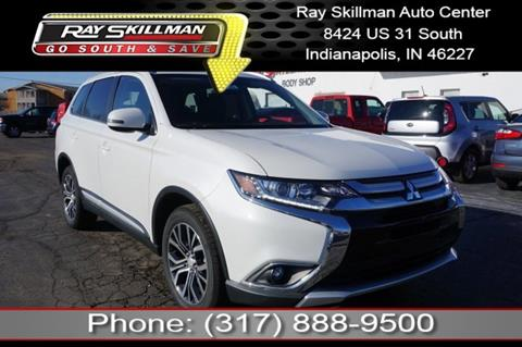 2018 Mitsubishi Outlander for sale in Indianapolis, IN