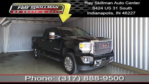 2019 GMC Sierra 2500HD for sale in Indianapolis, IN