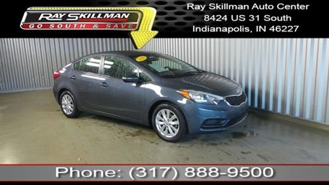 2016 Kia Forte for sale in Indianapolis, IN