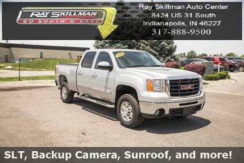 2010 GMC Sierra 2500HD for sale in Indianapolis, IN