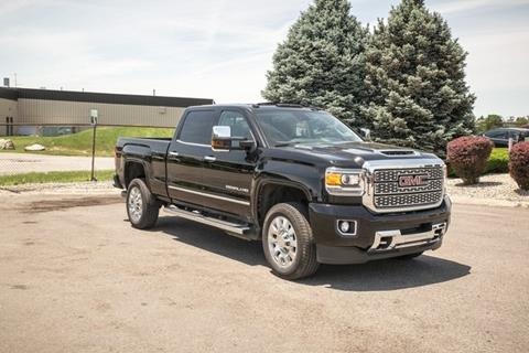 2018 GMC Sierra 2500HD for sale in Indianapolis, IN