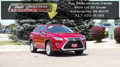 2016 Lexus RX 350 for sale in Indianapolis, IN