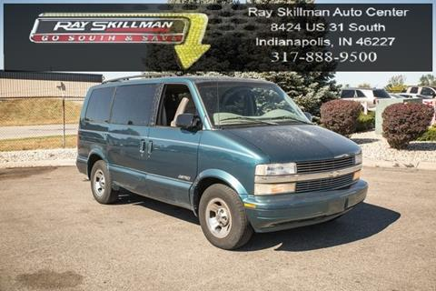 1999 Chevrolet Astro for sale in Indianapolis, IN