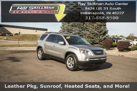 2007 GMC Acadia for sale in Indianapolis, IN