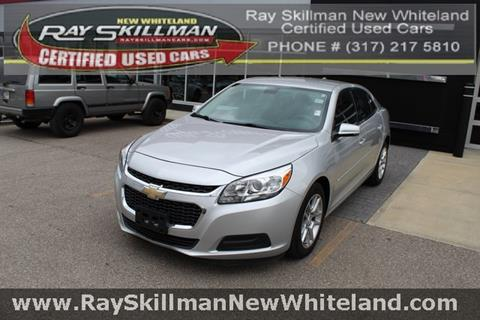 2016 Chevrolet Malibu Limited for sale in Indianapolis, IN