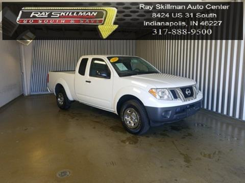 2018 Nissan Frontier for sale in Indianapolis, IN