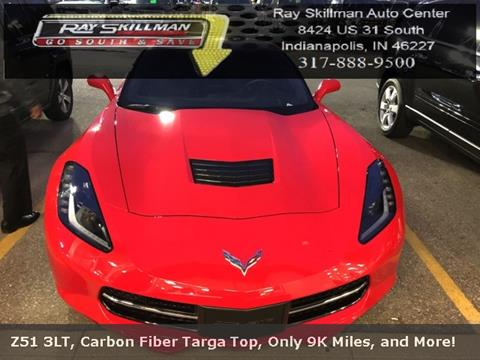 2015 Chevrolet Corvette for sale in Indianapolis, IN