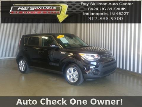 2019 Kia Soul for sale in Indianapolis, IN