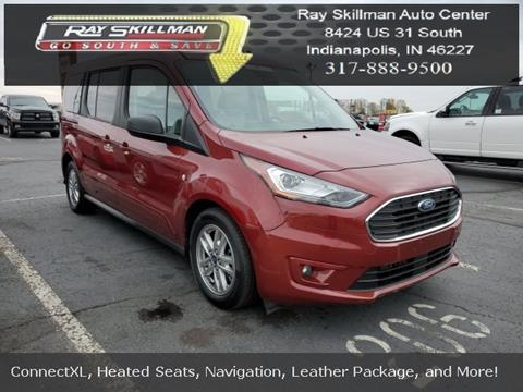 2019 Ford Transit Connect Wagon for sale in Indianapolis, IN