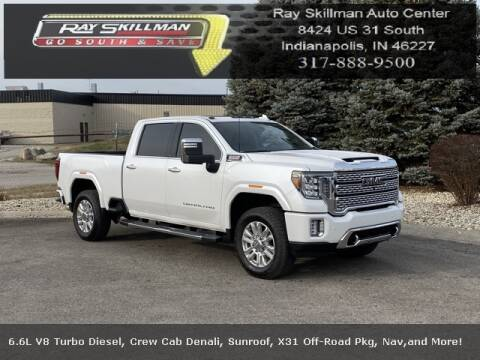 2020 GMC Sierra 2500HD for sale in Indianapolis, IN