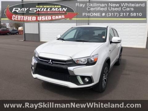 2019 Mitsubishi Outlander Sport SE for sale at RAY SKILLMAN AUTO CENTER in Indianapolis IN