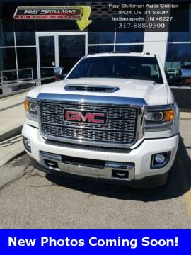 2018 GMC Sierra 2500HD Denali for sale at RAY SKILLMAN AUTO CENTER in Indianapolis IN