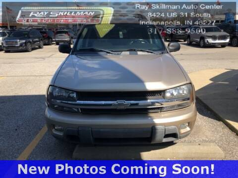 2006 Chevrolet TrailBlazer EXT LS for sale at RAY SKILLMAN AUTO CENTER in Indianapolis IN