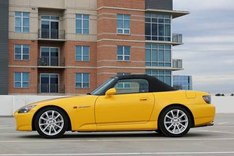 2007 Honda S2000 for sale in The Woodlands, TX