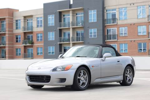 2003 Honda S2000 for sale in The Woodlands, TX