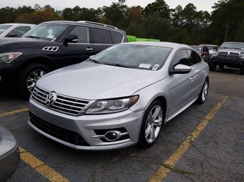 2014 Volkswagen CC R-Line for sale at Southwest Sports Cars, LLC in The Woodlands TX