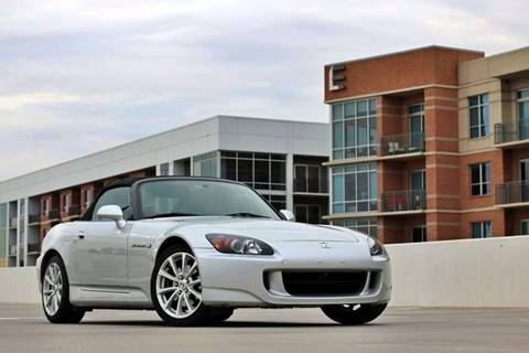 2006 Honda S2000 for sale at Southwest Sports Cars, LLC in The Woodlands TX