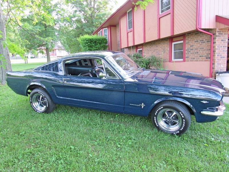 1966 Ford Mustang for sale at KC Classic Cars in Kansas City MO