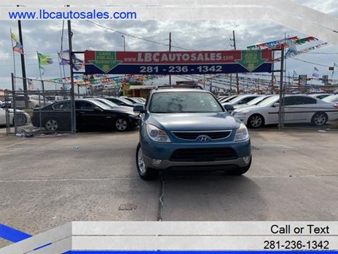 2012 Hyundai Veracruz for sale in Houston, TX
