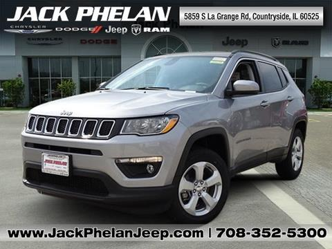 2018 Jeep Compass for sale in Countryside, IL