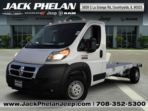 2018 RAM ProMaster Cutaway Chassis for sale in Countryside, IL