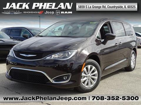 2018 Chrysler Pacifica for sale in Countryside, IL