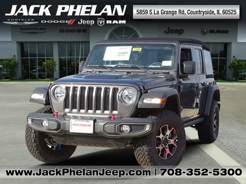 2018 Jeep Wrangler Unlimited for sale in Countryside, IL