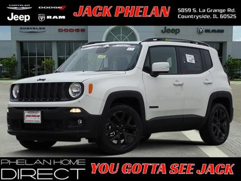 2018 Jeep Renegade for sale in Countryside, IL