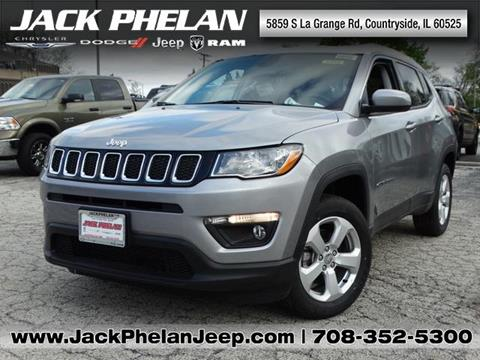 2019 Jeep Compass for sale in Countryside, IL