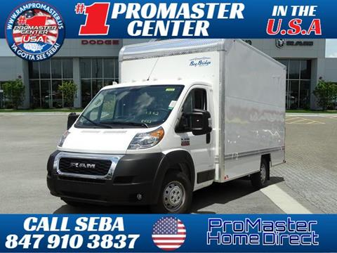 2019 RAM ProMaster Cutaway Chassis for sale in Countryside, IL