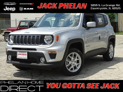 2019 Jeep Renegade for sale in Countryside, IL
